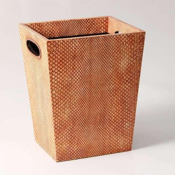 Forwood Design Waste Bin in Coral Boa 1