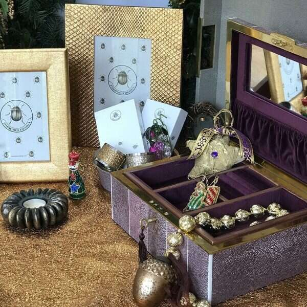Deco Jewellery Box by Henry Forwood 7