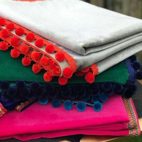 Luxury Bridge Cloths by Cotton Sense for Forwood Design 3