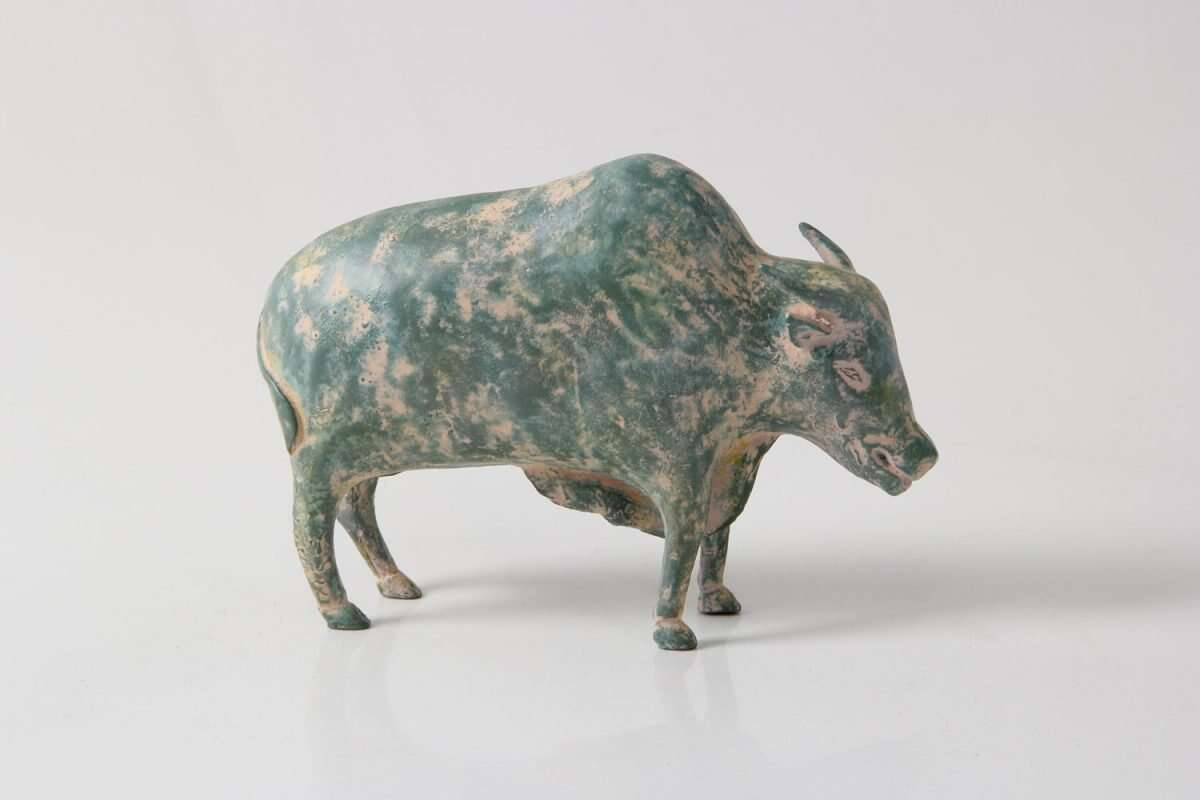 Water Buffalo Sculpture by Forwood Design 4