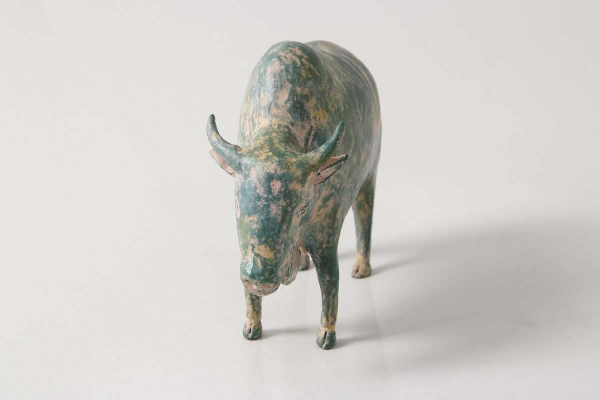 Water Buffalo Sculpture by Forwood Design 3