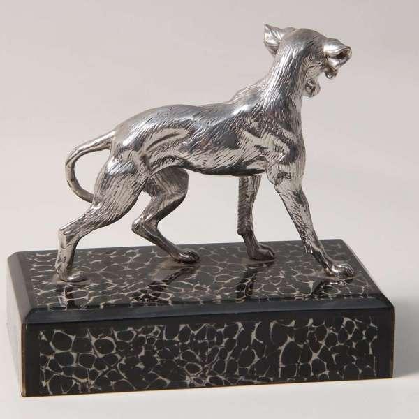 Dog Sculpture for Forwood Design 1