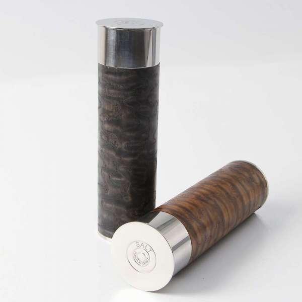 Cartridge Salt & Pepper Grinders by Forwood Design 4