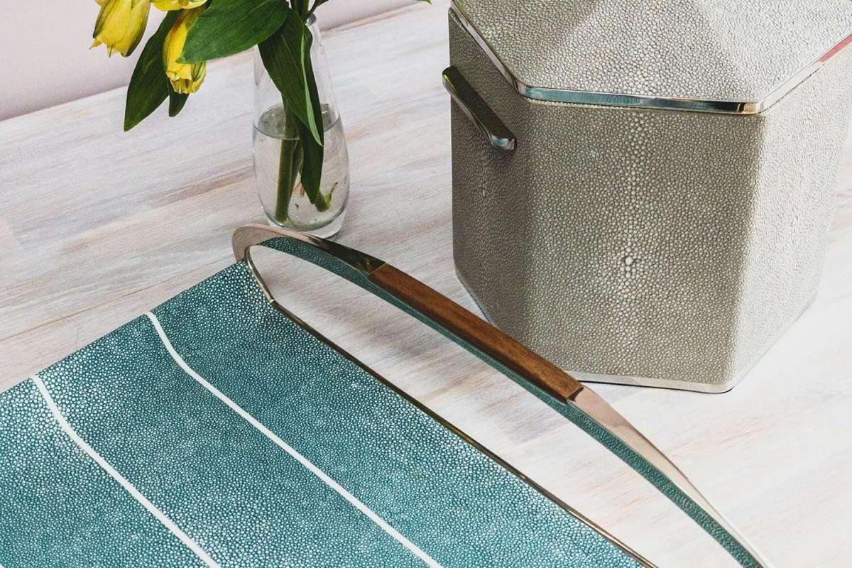 jules tray and ice bucket