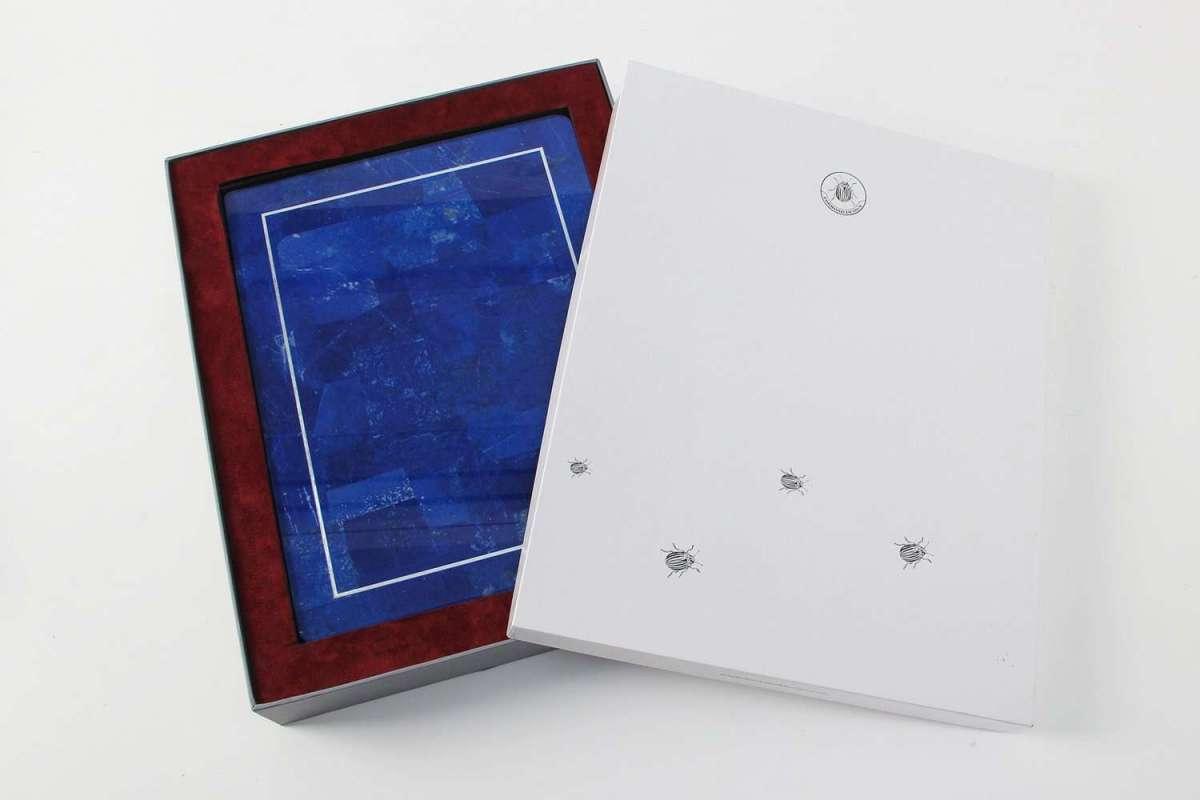 Lapis Lazuli Place mats - Set of 4 by Forwood Design 5