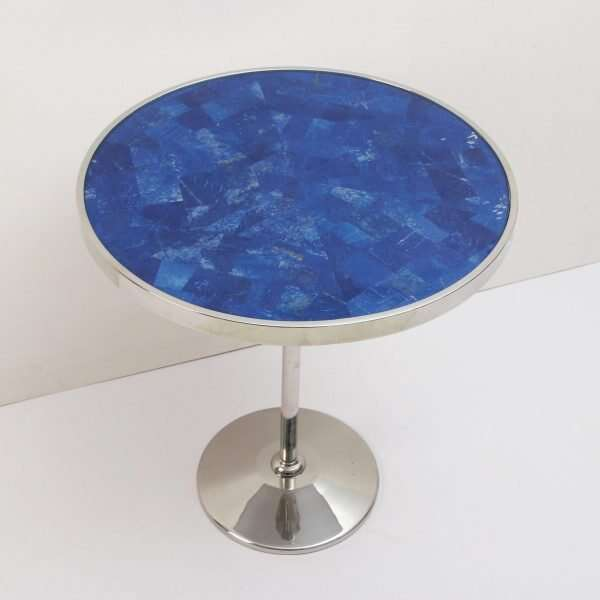 Lapis Lazuli Side Table by Forwood Design 2
