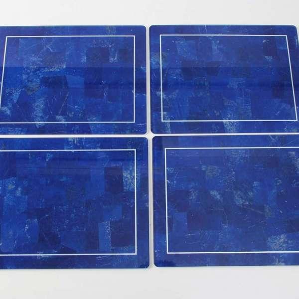 Lapis Lazuli Place mats - Set of 4 by Forwood Design 1