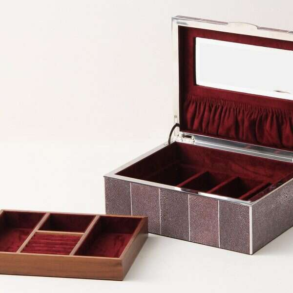 Deco Jewellery Box by Forwood Design 4