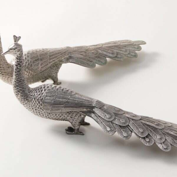 Peacock Dining table sculptures by Forwood Design 4