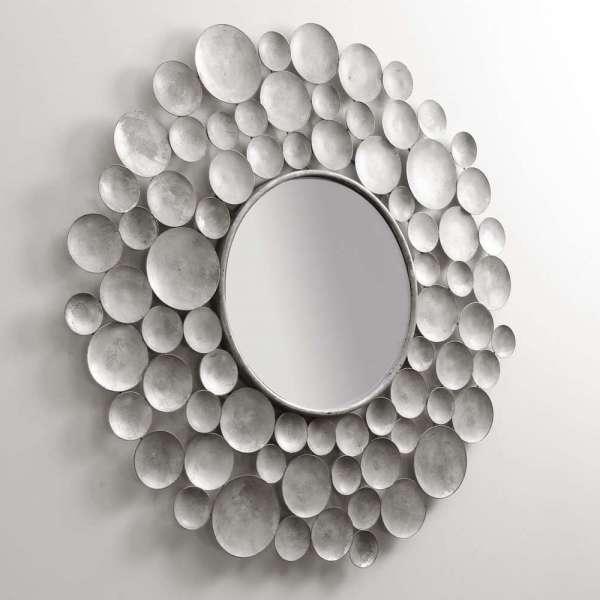 Sputnik Wall Mirror by Henry Forwood 1