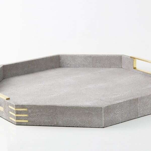 Christie Octagonal Serving Tray 3