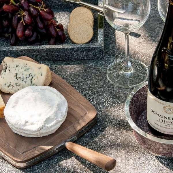 Walnut Cheese Board by Forwood Design 6