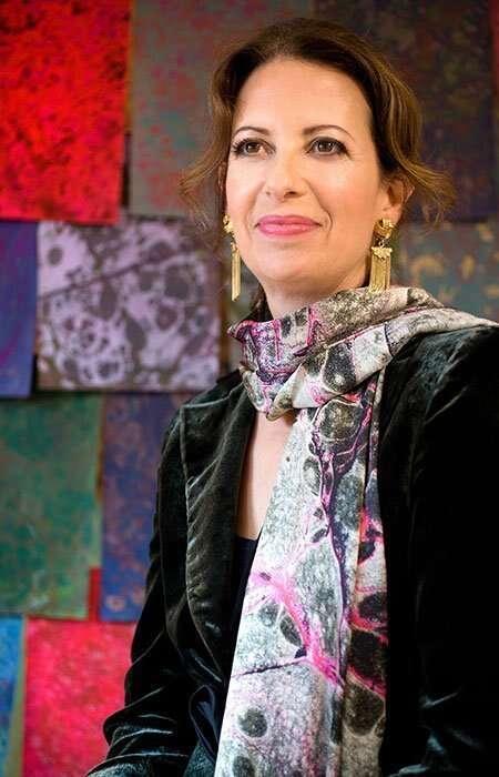 Susi Bellamy portrait