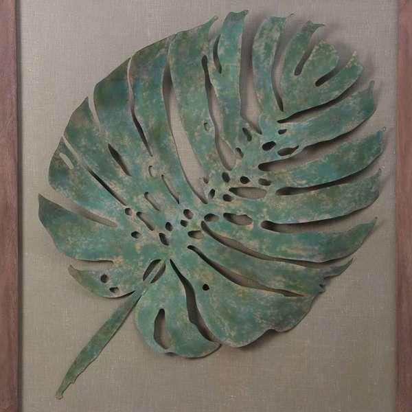 leaf-wall-art-sculpture 5