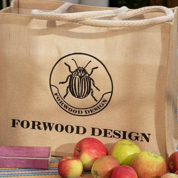 Forwood Design Jute Shopping Bag 4