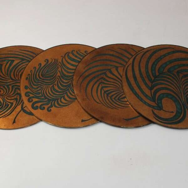 Kitty Arden's Fern Place mats for Forwood Design 1