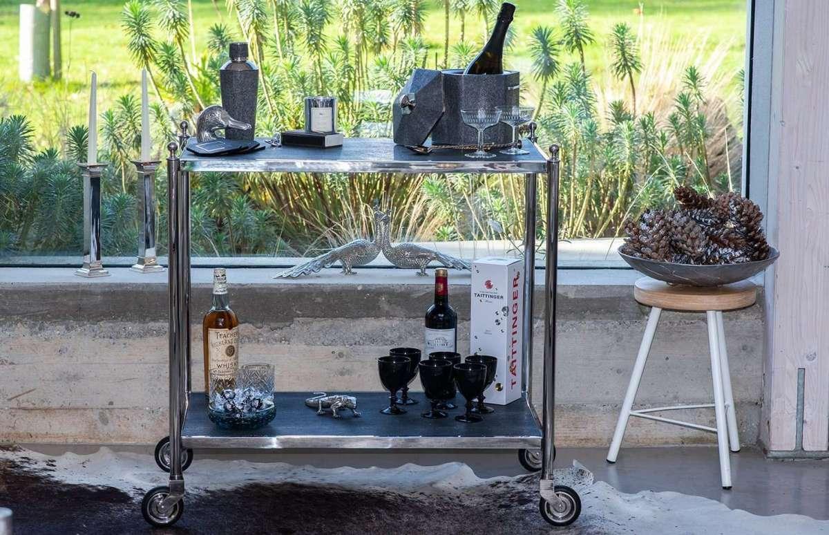 Drinks trolley Bar cart