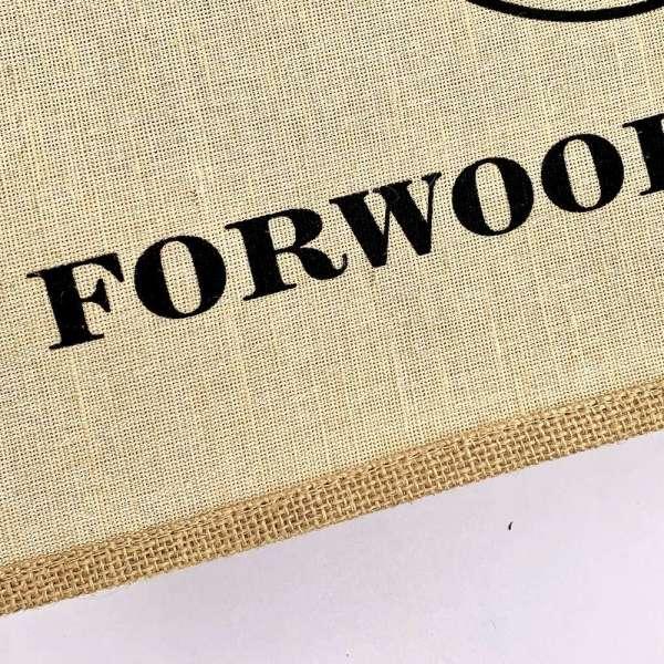 Forwood Design Jute Shopping Bag 1