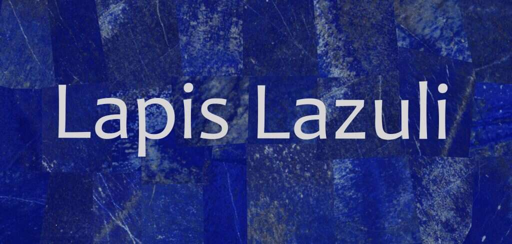 Lapis Lazuli effect