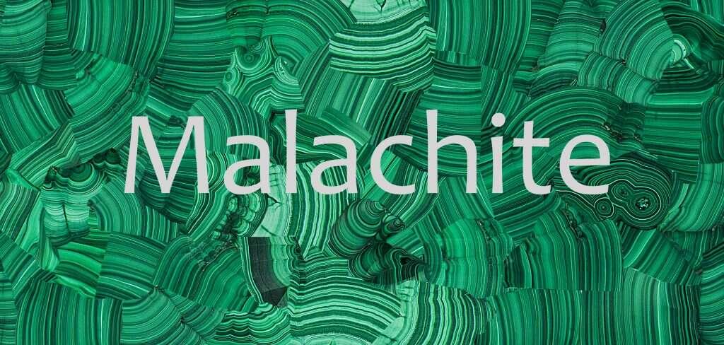 Malachite - Green Luxury