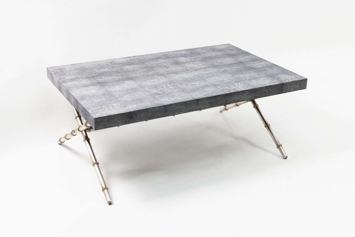Campaign dinning table and coffee table by Forwood Design 4