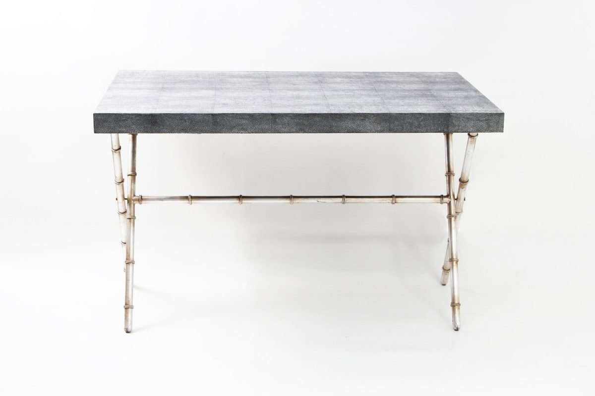 Campaign dinning table and coffee table by Forwood Design 2