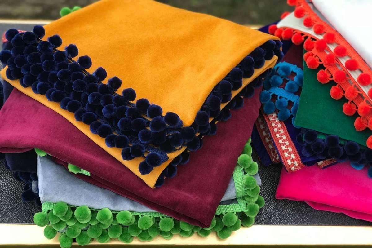 Luxury Bridge Cloths by Cotton Sense for Forwood Design 7