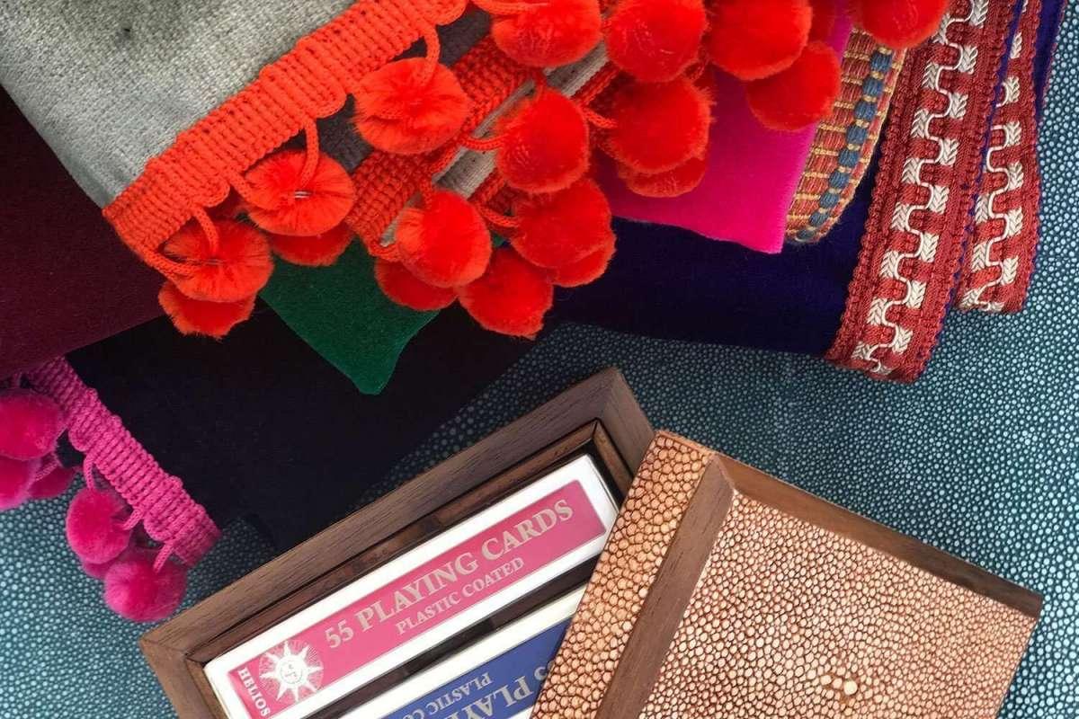 Luxury Bridge Cloths by Cotton Sense for Forwood Design 6
