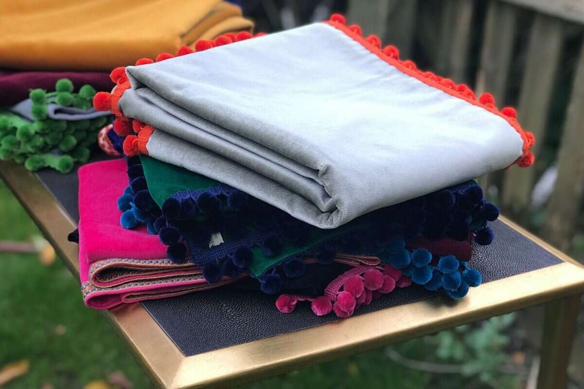 Luxury Bridge Cloths by Cotton Sense for Forwood Design 5