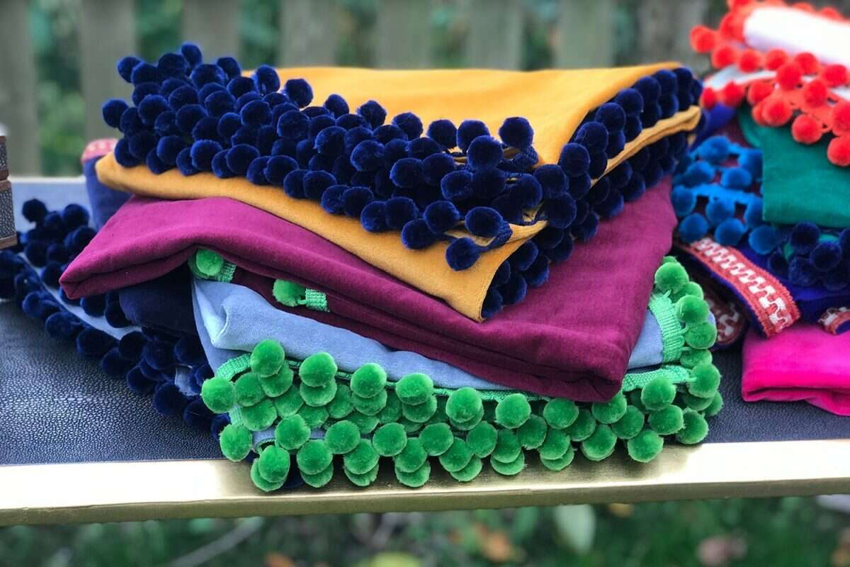 Luxury Bridge Cloths by Cotton Sense for Forwood Design 4