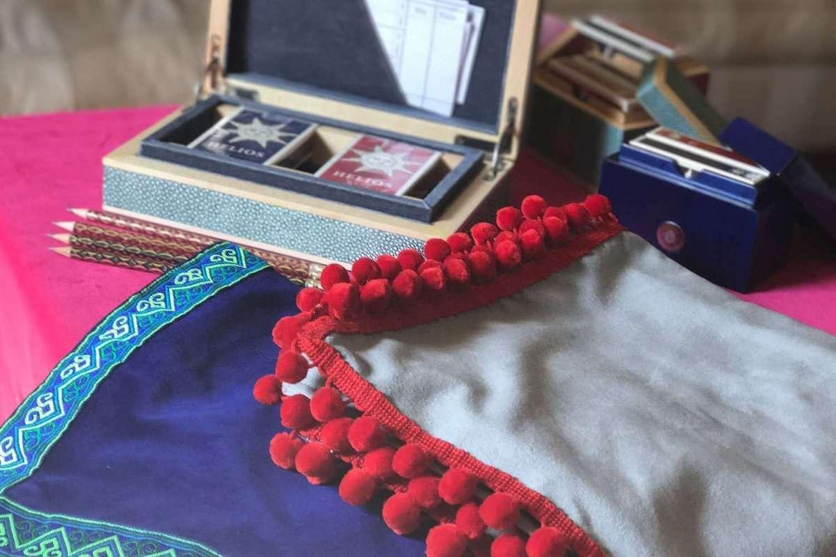 Luxury Bridge Cloths by Cotton Sense for Forwood Design 1