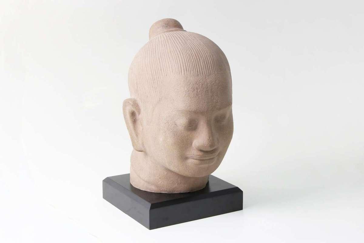 Jayavarman 7th sculpture 4