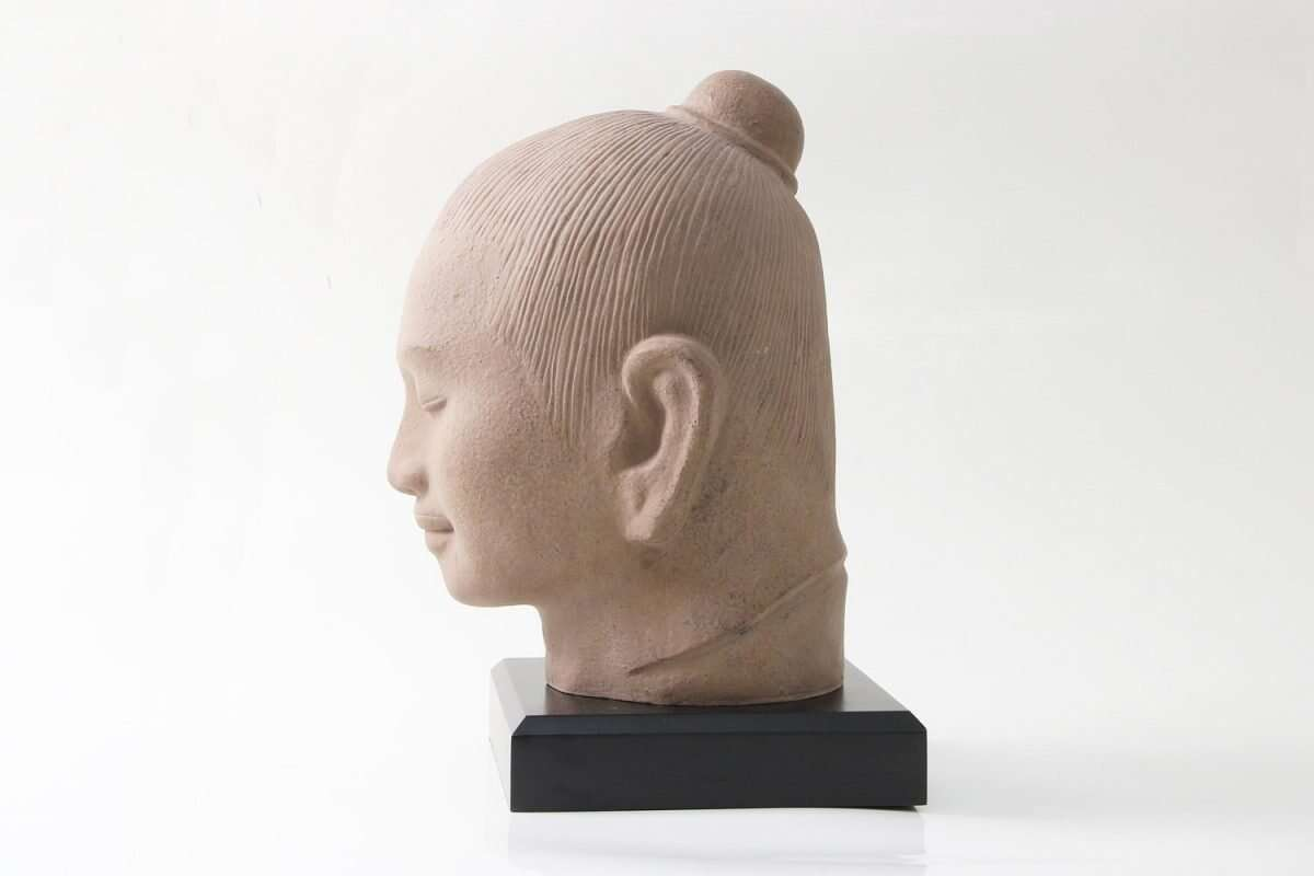 Jayavarman 7th sculpture 3