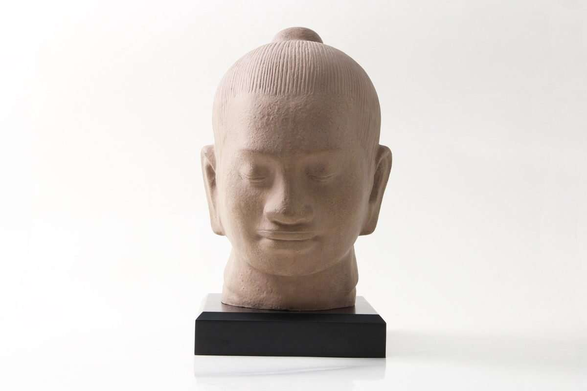 Jayavarman 7th sculpture 2