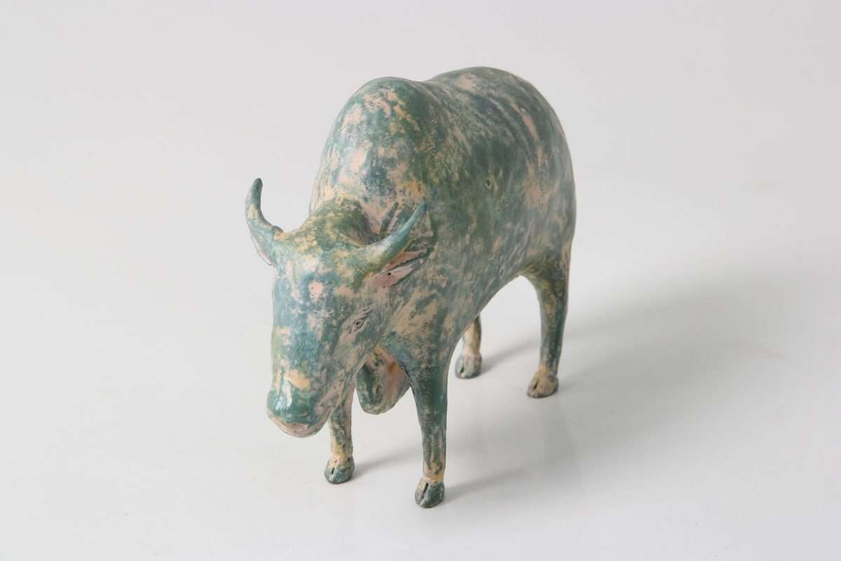 Water Buffalo Sculpture by Forwood Design 2
