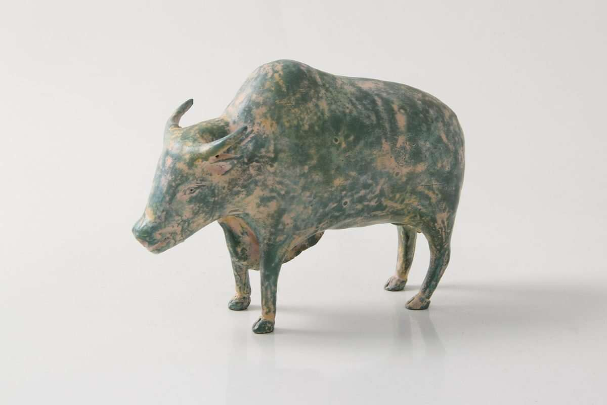 Water Buffalo Sculpture by Forwood Design 1
