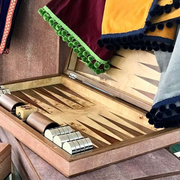 Backgammon and games collection