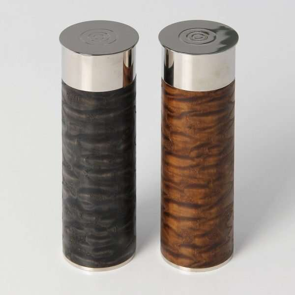 Cartridge Salt & Pepper Grinders by Forwood Design 5