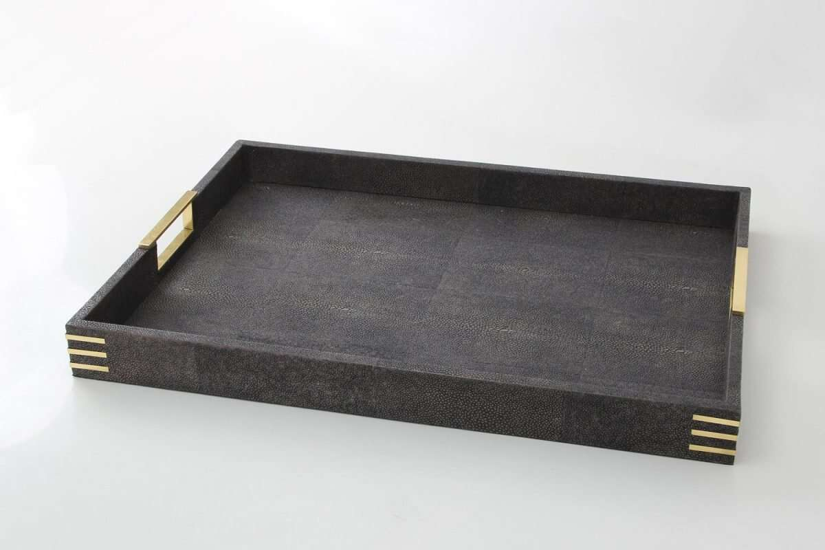 The Holmes Serving Tray Drinks Tray 4