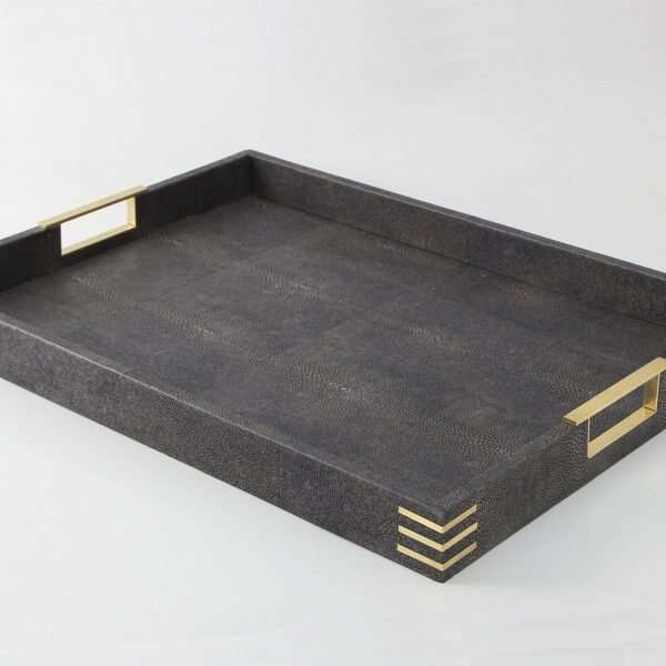 The Holmes Serving Tray Drinks Tray 2