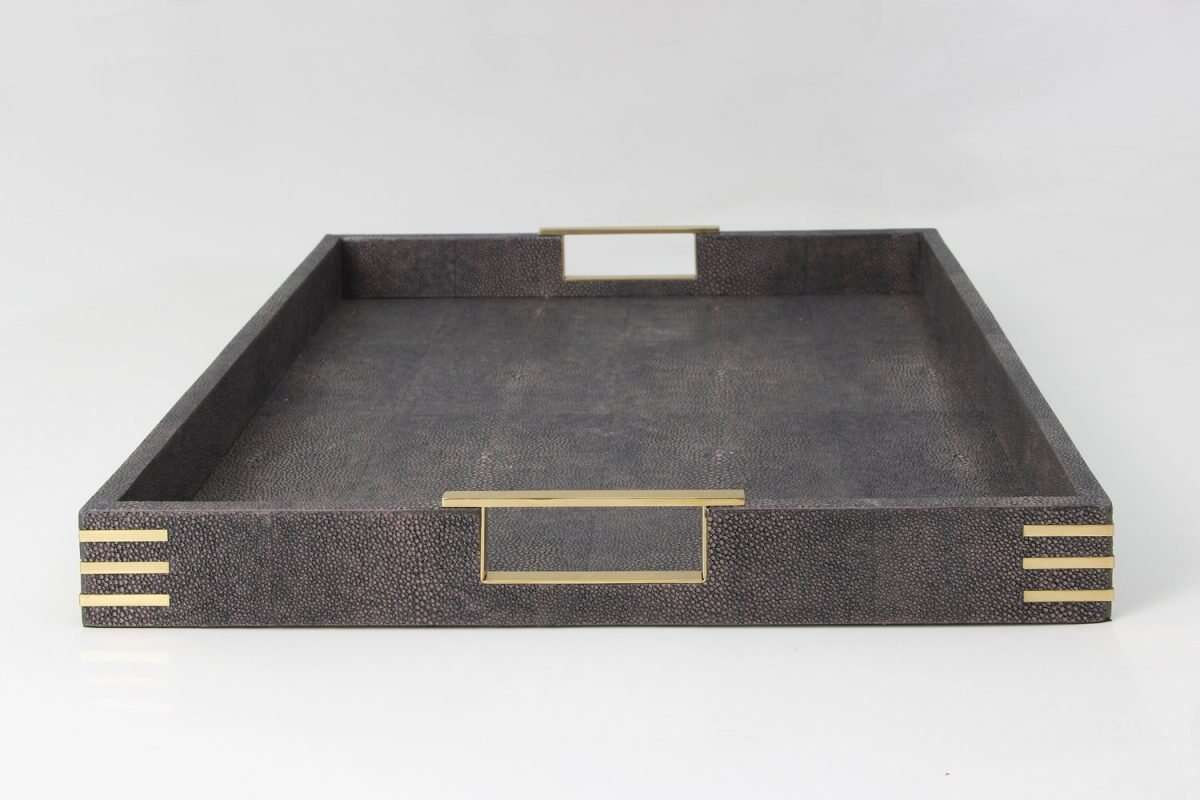 The Holmes Serving Tray Drinks Tray 1