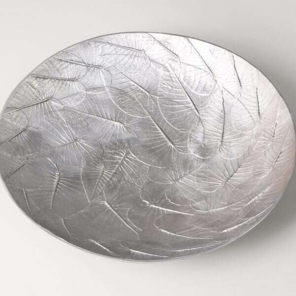 Jungle Leaf Display Dish by Forwood Design 4