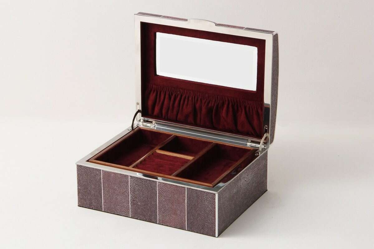 Deco Jewellery Box by Forwood Design 1