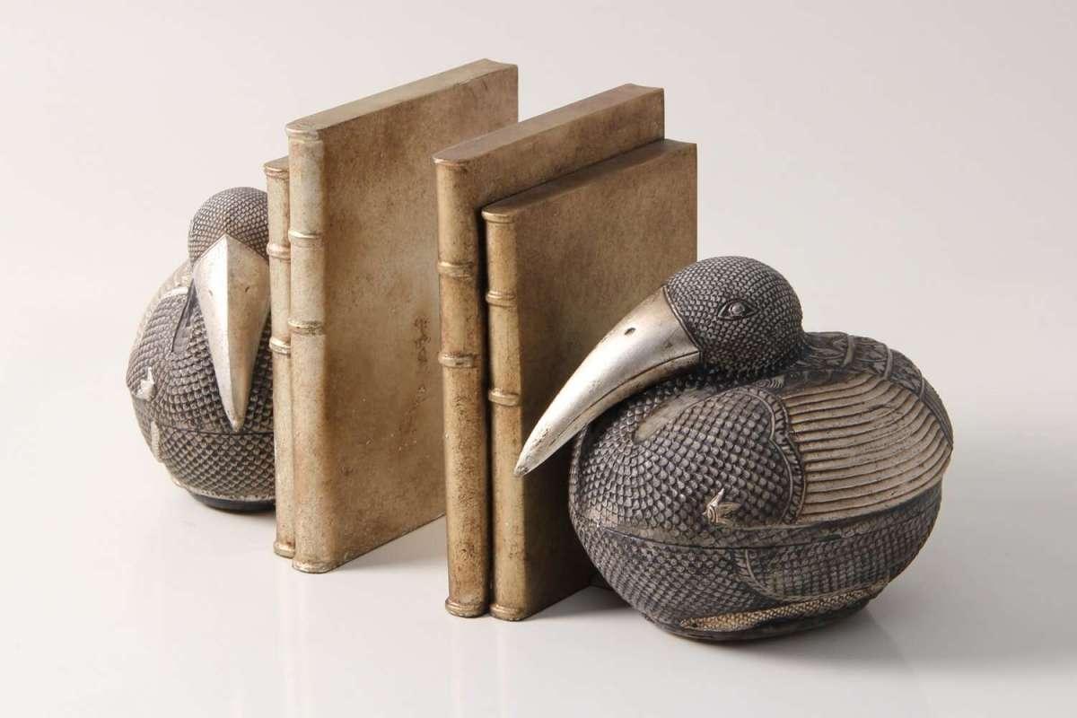 Pelican bookends 4