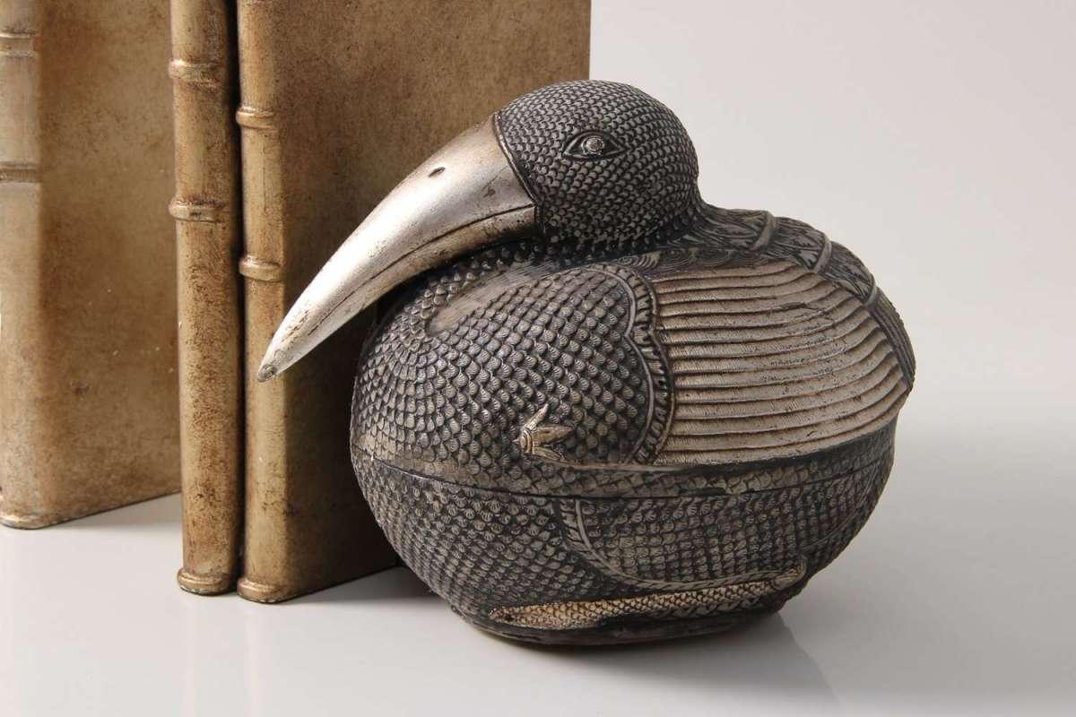 Pelican bookends 3