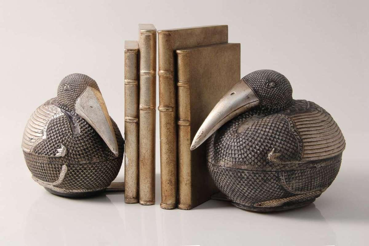 Pelican bookends 2
