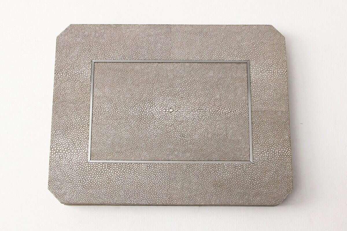 Otis Place mats in Barley Shagreen by Forwood Design 3