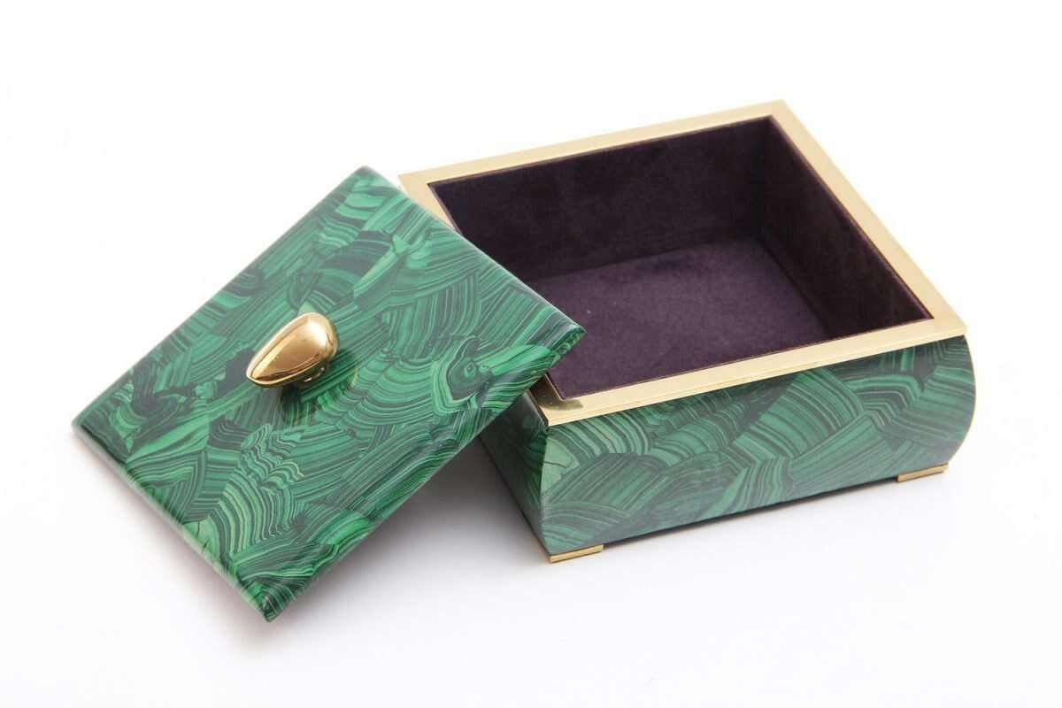 Sophie Box in Malachite 5