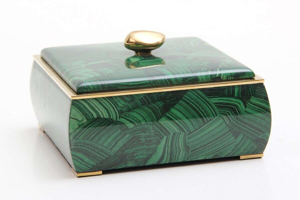 Sophie Box in Malachite 4