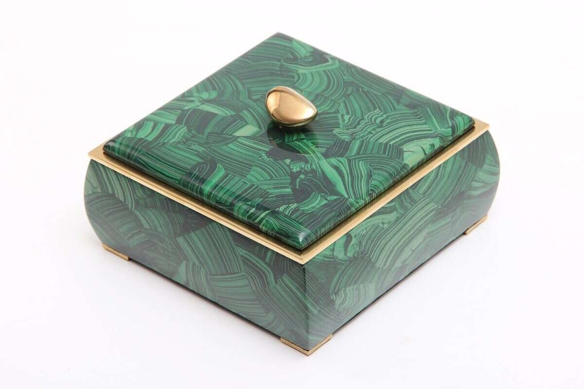 Sophie Box in Malachite 3